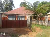 3 bedroom double garage house for rent in Entebbe_Abaita ababiri 0