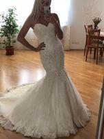 продам свадебное новое платье