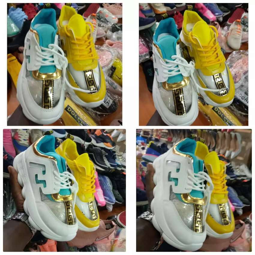 Nike Versace shoes for ladies size 37-41 0