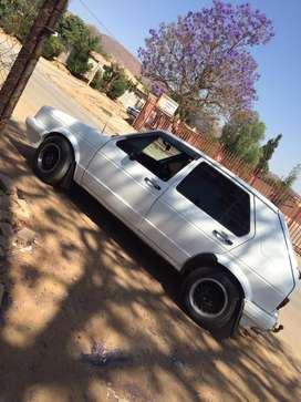 Golf 1 urgently sale