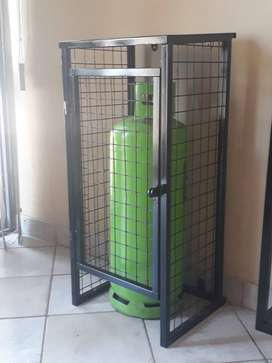 Mesh Gas Cages