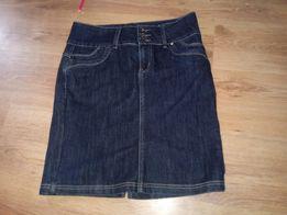 Sprzedam dżinsową spódnice rozmiar 32