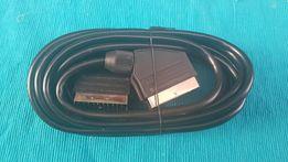 Kabel euro-euro 5 metrów 21 pinów