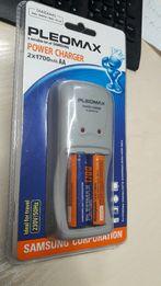 Зарядное устройство Pleomax KN-8206 (1018) + аккумулятори