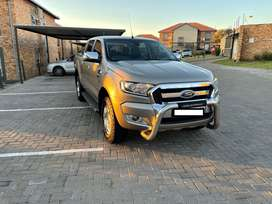 Ford Ranger Double Cab 2.2 XLT