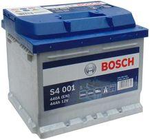 Akumulator Bosch S4 12V 44AH 440A Wrocław