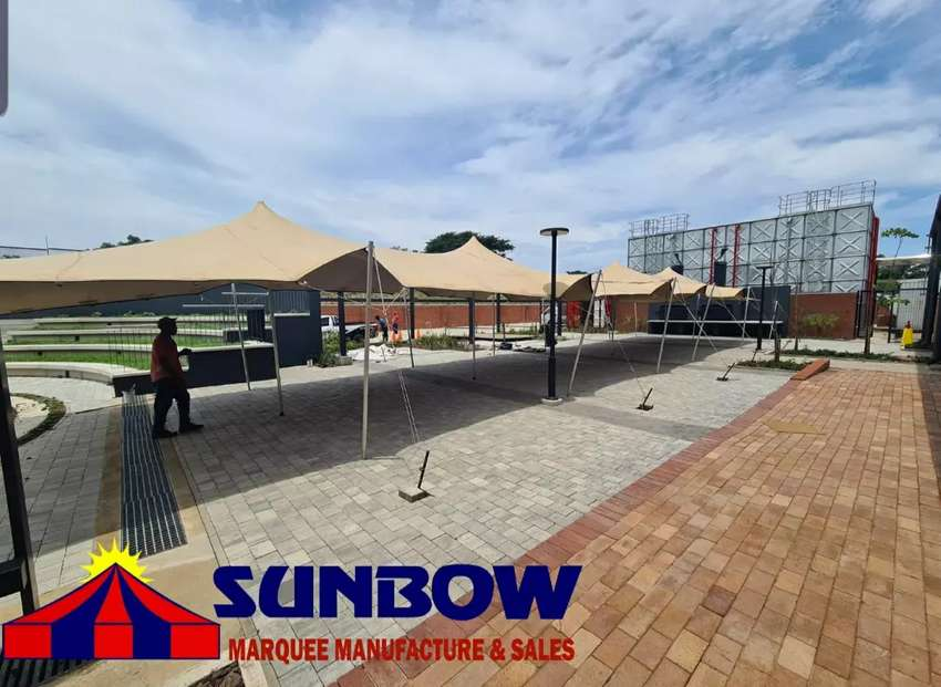 Hire of tents and toilets: outdoor toilets sunbow toilets 0