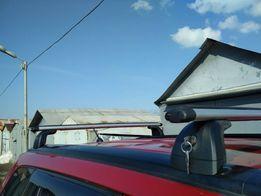 Багажник Thule поперечины на интегрированные рейлинги Suzuki G. V 05-