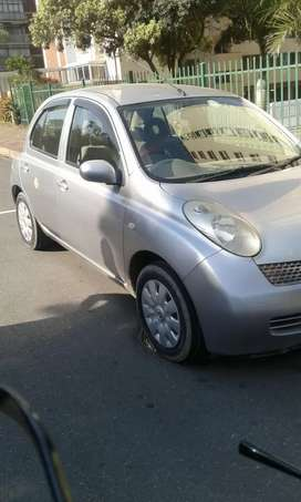 2008 nissa Micra. Read description