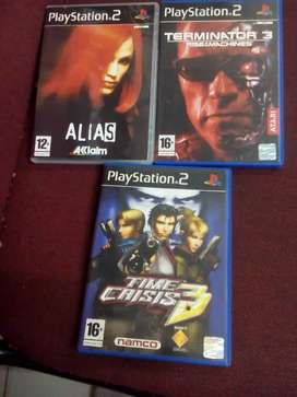 Ps2 games  on special