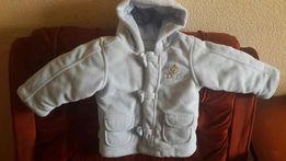 Пальтишко/курточка теплая до года