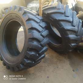 Industrial Tractor TLB