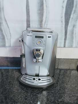Saceo Coffee Machine and Grinder