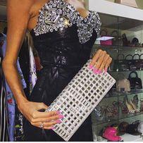 Бандажное платье Herve leger,Sherri Hill