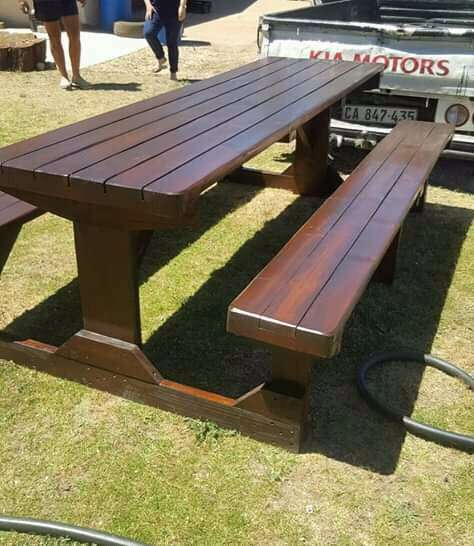 Picnic Benches 0