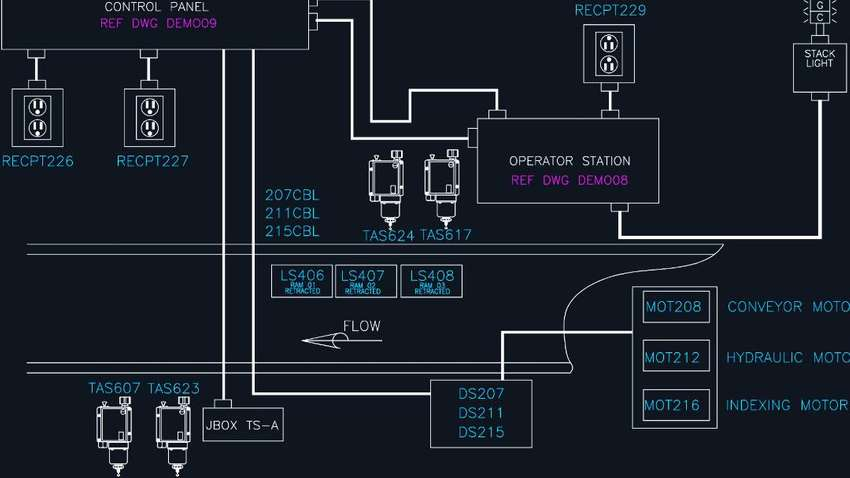 Autocad Drafting Services (Electrical, Mechanical & interior design) 0