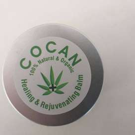 Cannabis-infused lotions, balms, salves and oils