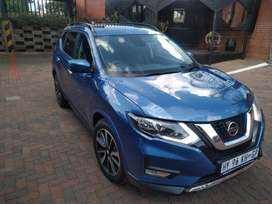NISSAN X-TRAIL 2019 2.5 TEKNA 4X4 SUV: FOR SALE