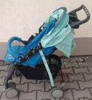 wózek parasolka baby design mini z funkcją rozkładania
