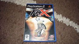 Fmx freestyle metal x gra ps2 (play station 2 3 4)