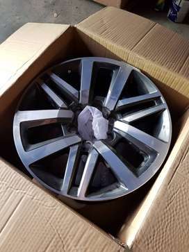 R18 Gdg toyota rims and tyres
