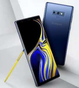 SAMSUNG NOTE 9 512 GIGS STORAGE/8 GIG RAM