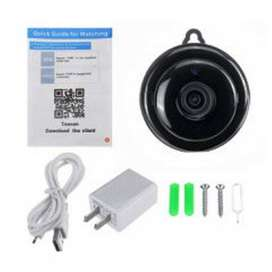 Mini Wifi HD V380 IP Camera - Wireless - Infrared Night Vision-Motion
