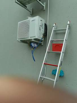 Air conditioning And Refrigeration Service, Insulation.