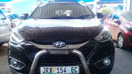 2014 Hyundai ix-35 2.0 Engine Capacity with Automatic  Transmission El