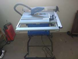 Mac Afric 250mm table saw ( new )