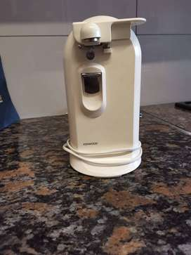Kenwood can opener