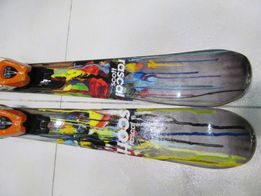 Narty Scoott rascal 121 cm twin-tip