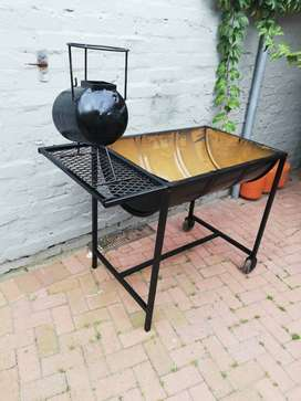 Home Made Braai's & Potjie Stands