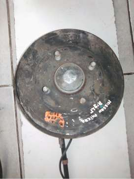 We Have A Nissan Micra Right Drum For Sale