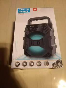 Brand new Bluetooth wireless  speaker sale R180