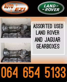 Land rover and Jaguar gearboxes for sale.(Land Rover Spares And Parts)