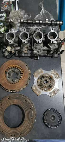 Rxi Throttels button clutch kit wtr cam for sale r4500