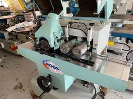Plainer and multirip moulder