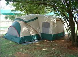 Camp Master Tent