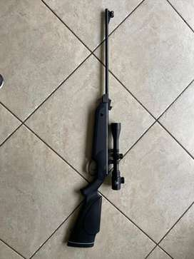 Air Rifle 1000 FPS with Scope!