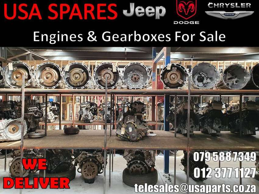 At USA Spares we are selling parts on Jeep, Dodge, Chrysler 0