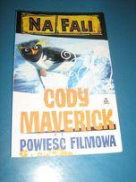 Na fali, Cody Maverick, powieść filmowa