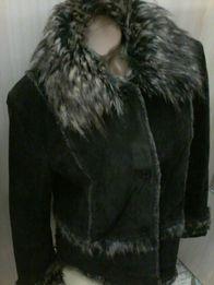 Куртка,дубленка демисезонная(осень,теплая зима)натуральная 48-52 (xl)