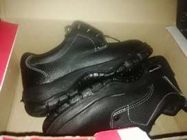Brand new size 5 safety shoes