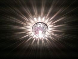 Продам светильники Feron JD187 с LED лампами Maxus G9 3W 4100K 220V