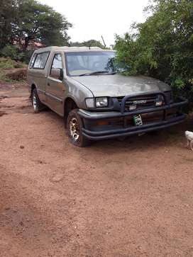 Isuzu kb280 diesel single cab long base