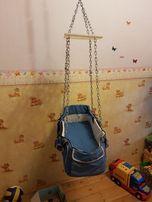 Подвесная качалка - переноска для укачивания малыша