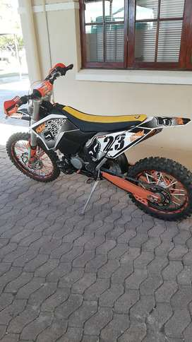 2009 KTM exc 200 for sale