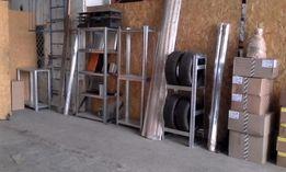 Стеллаж в гараж и для консервации