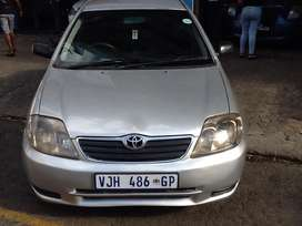 The car its in good condion